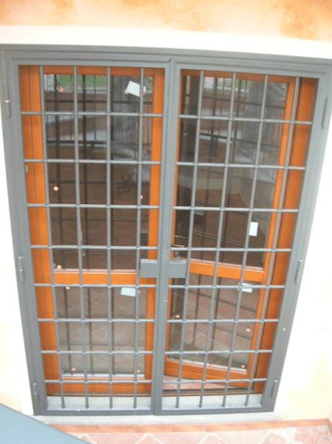 finestra antintrusione