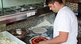 pizza a mezzogiorno