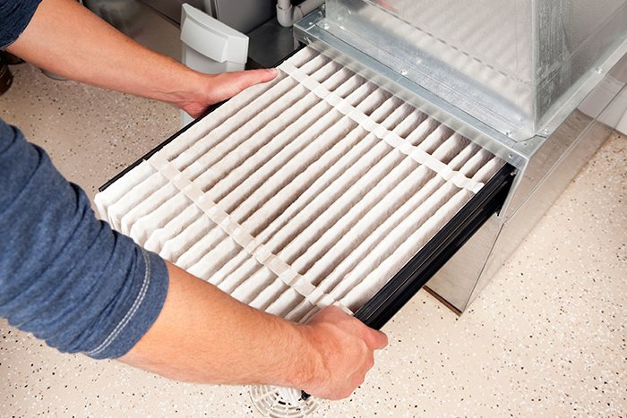 Filter Replacement, HVAC Maintenance, Heating & Cooling