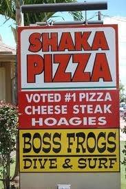 Shaka Pizza in Kihei, HI