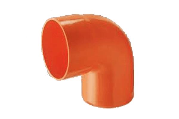 curva PVC chiusa