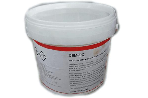 cem-ox protezione anticorrosiva