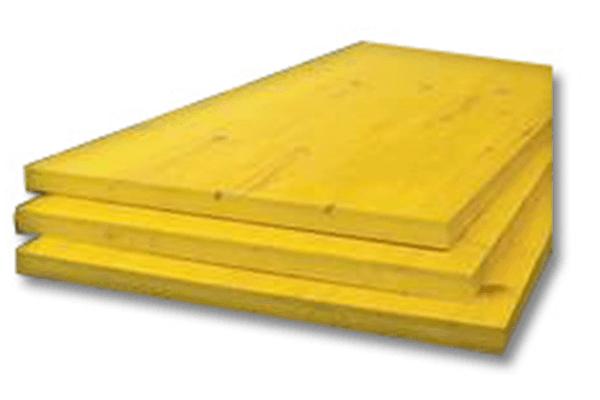 pannelli gialli per armatura