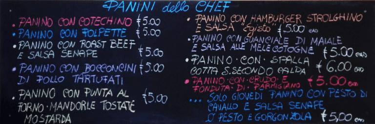 Panini Parma