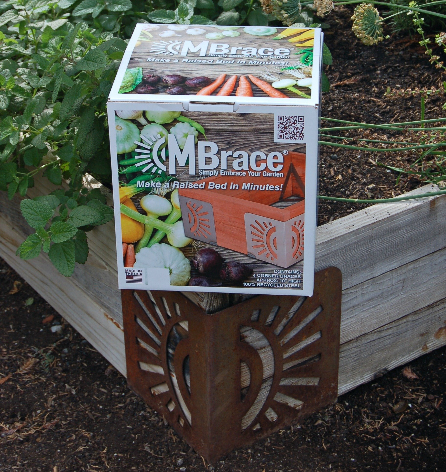 Easy to Use Garden Brackets