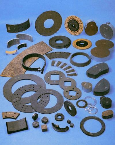 degli ingranaggi metallici e componenti per freni