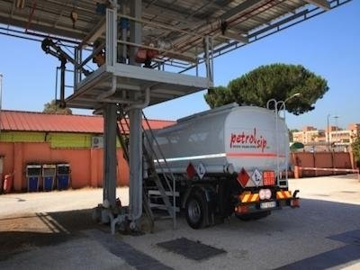 Prodotti petroliferi Roma
