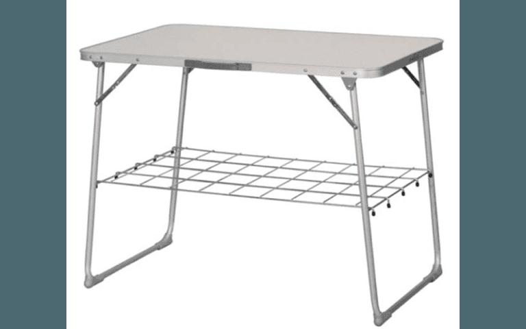 tavolo da giardino in pvc