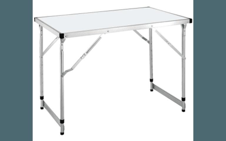 tavolo per campeggio