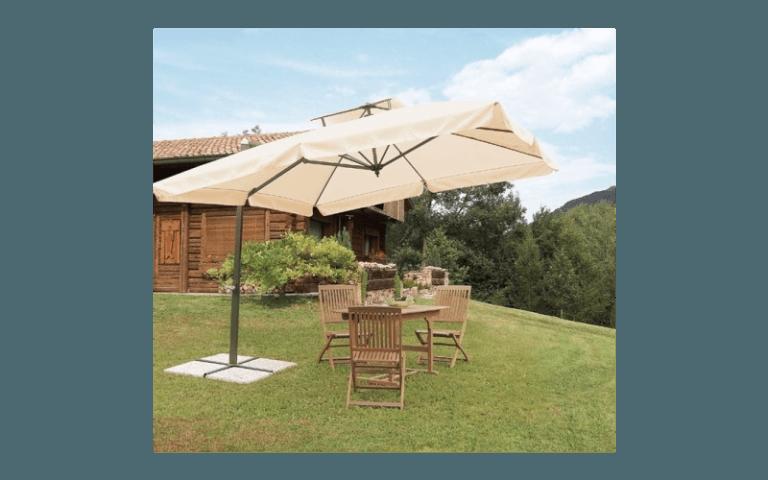tavolo e sedie per campeggio