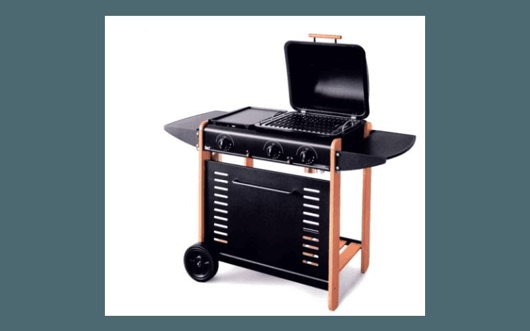 barbecue per giardino