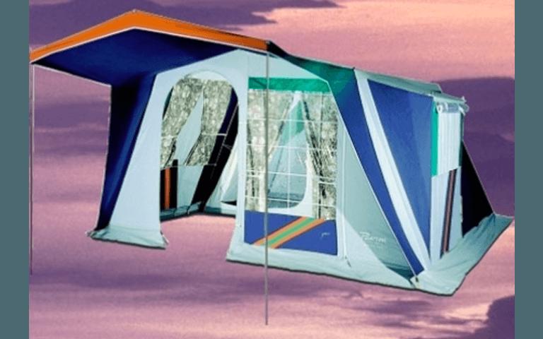 tenda per famiglia