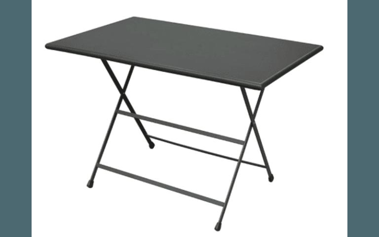 tavolino in ferro per esterni
