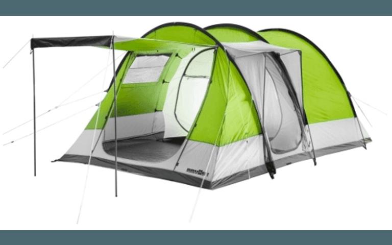 tenda per campeggio moderna