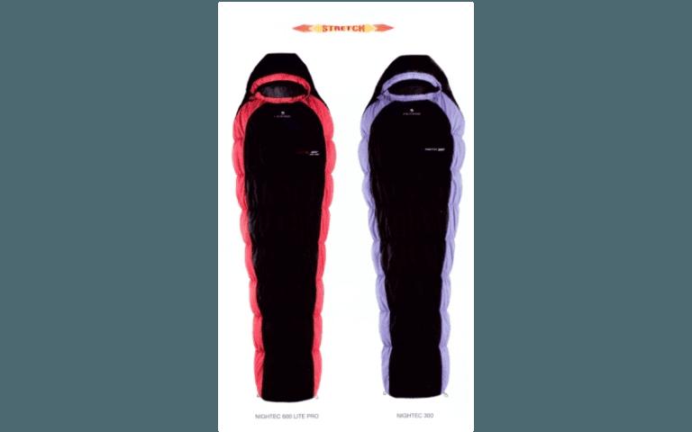 due sacchi a mummia
