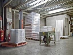 Manufacturing and warehouse Nuova Latus