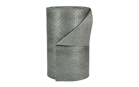 PRE-DRILLED ABSORBENT ROLL