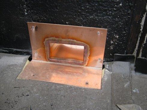 Coperture e impermeabilizzazioni con isolamento termico