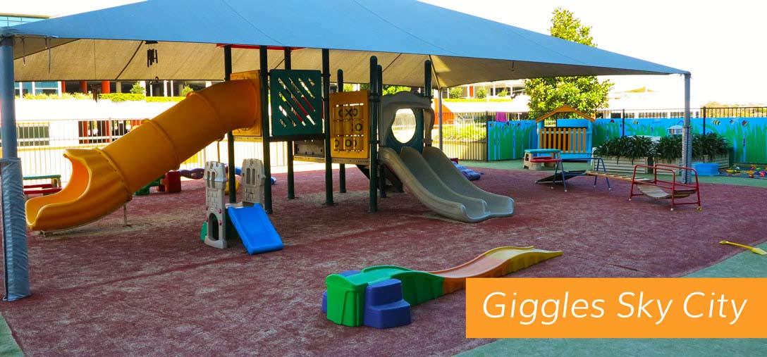giggles sky city playground