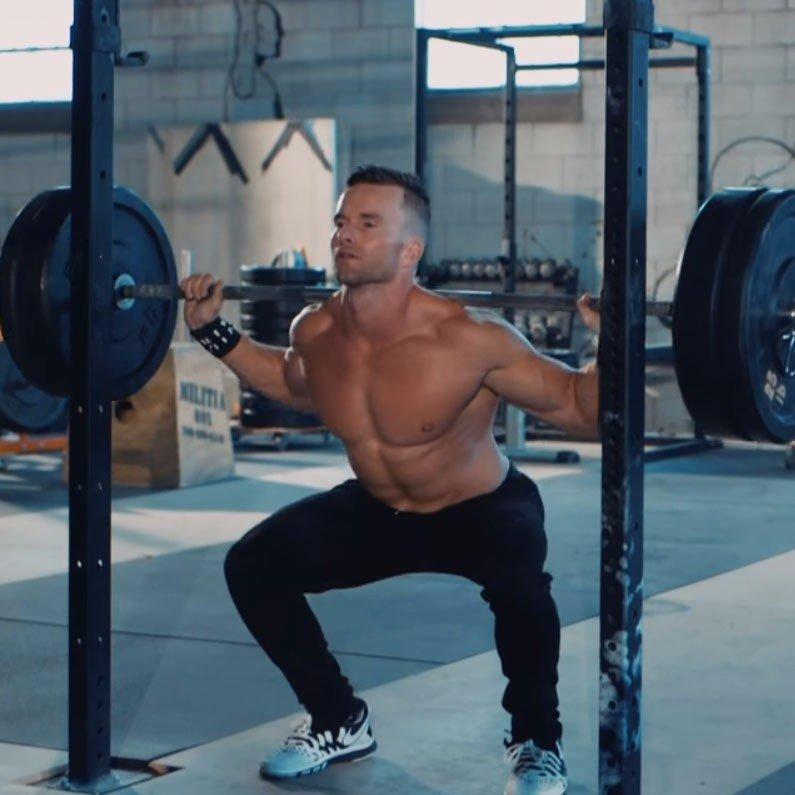 Scott Mathison Full Body Superset Workout