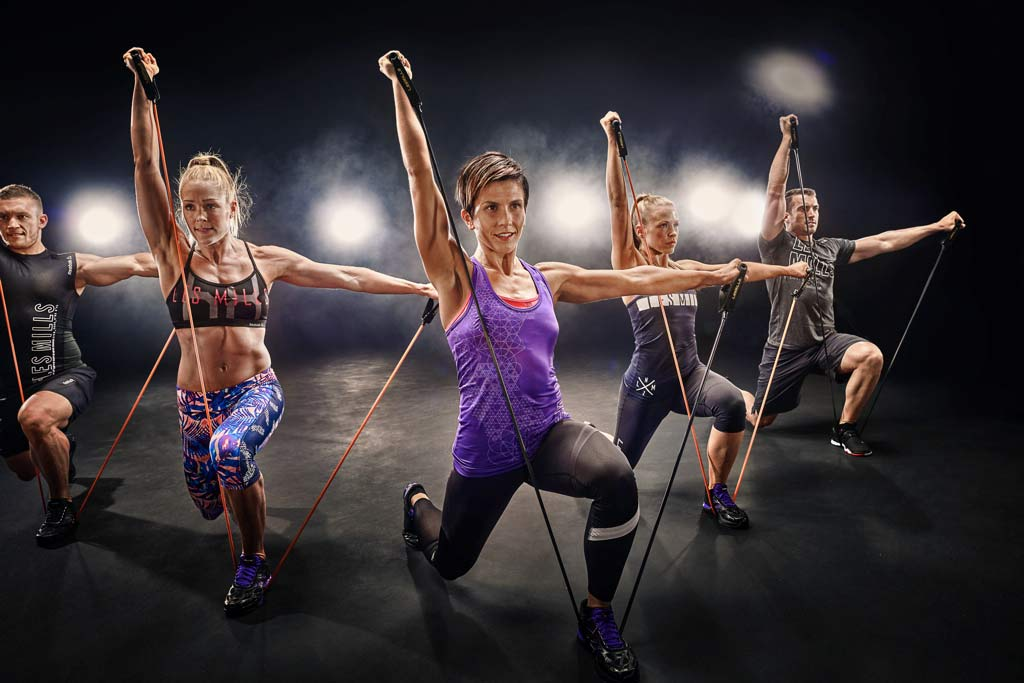 Les Mills CXWORX at Challenge Fitness Port Macquarie.