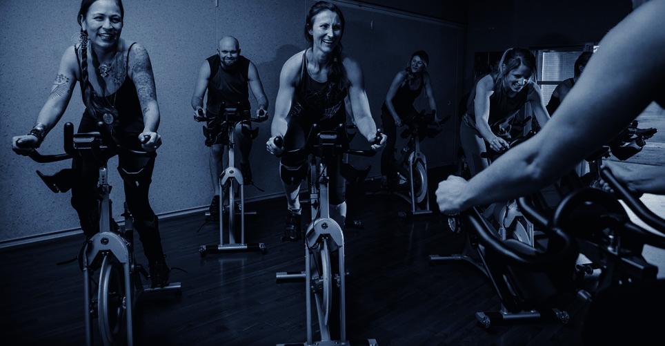 Challenge Fitness - Les Mills RPM