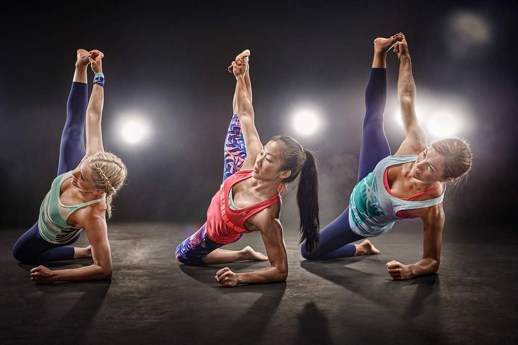 Les Mills BODY BALANCE here at Challenge Fitness Port Macquarie.