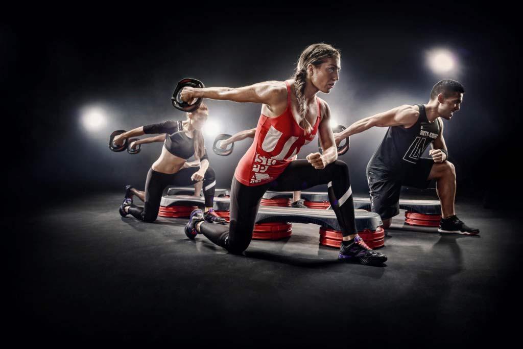 Bodypump Fitness Class