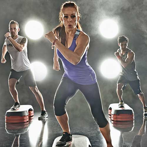 Les mills Fitness Instructor
