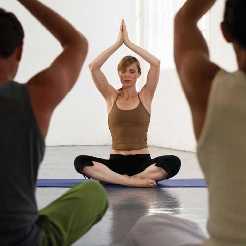 YOGA Fitness Instructor