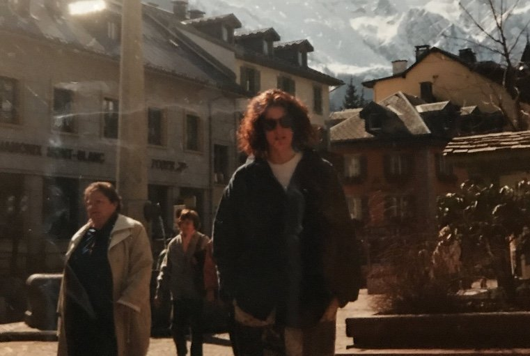 Chamonix 1994