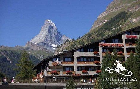 Hotel Antika Zermatt
