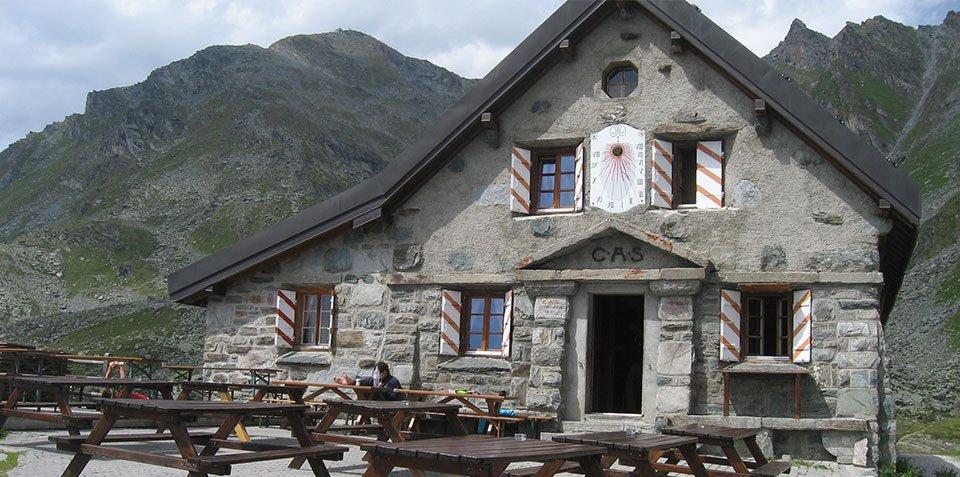 Cabane Mont Fort