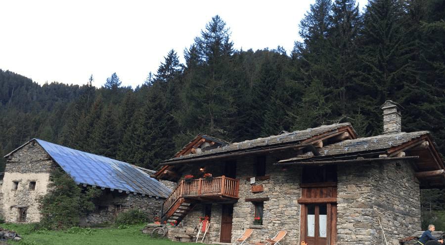 Dortois Paradis, Vallon du Fond