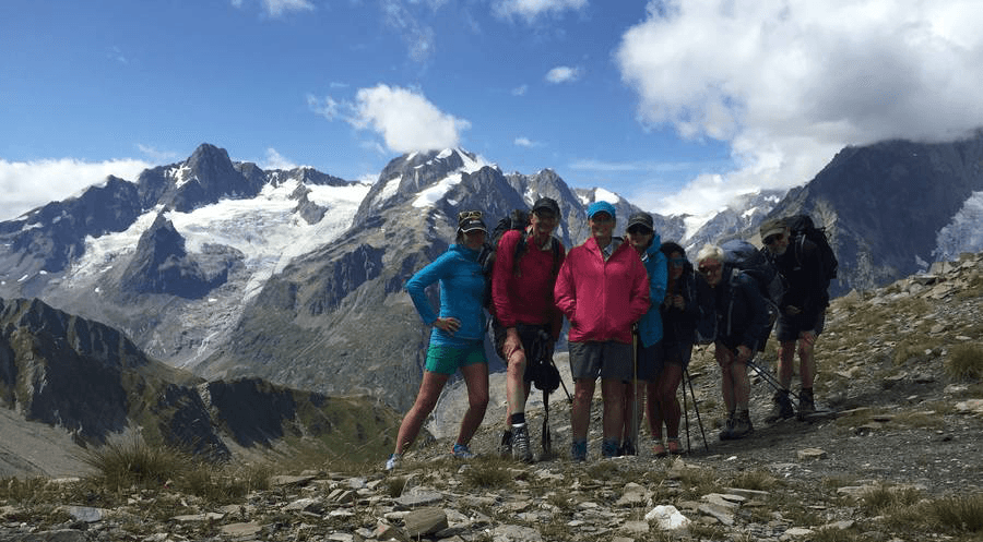 Traverse the gran paradiso guided trek for Hotel du col de fenetre