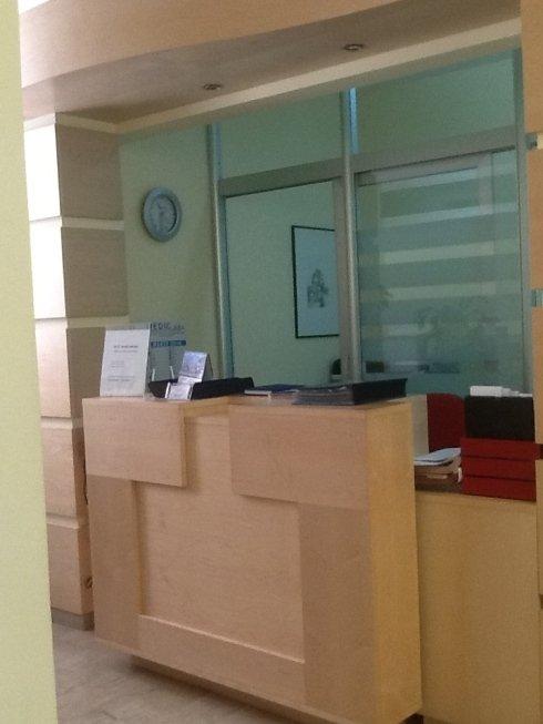 Reception studio endocrinologia