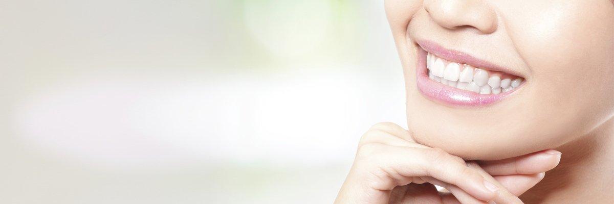 Stanton Place Dental bright teeth smile