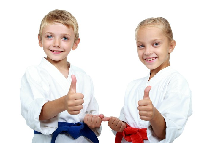 kids karate and jiu jitsu classes