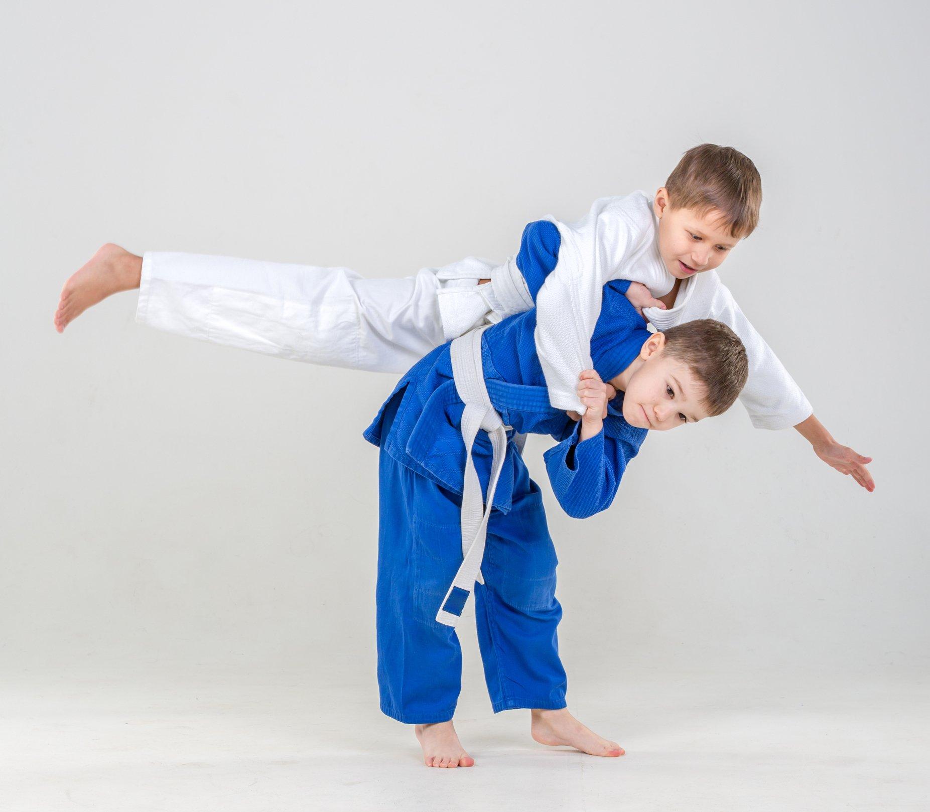 Kids Brazilian Jiu Jitsu Classes in Massapequa, NY