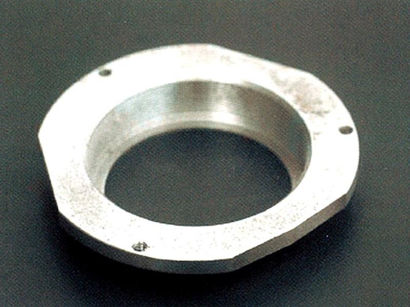 componentistica alluminio