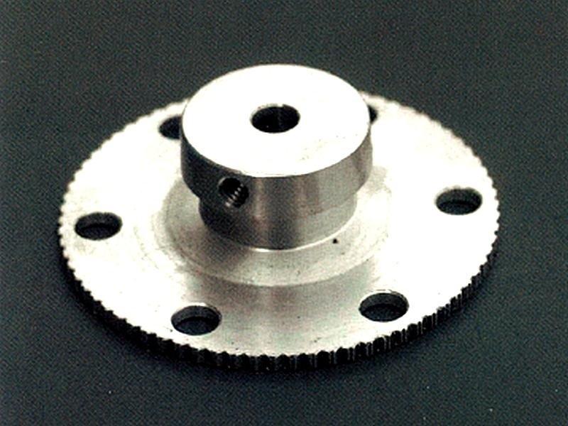 componenti alluminio
