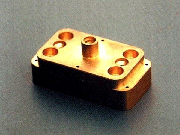 componentistica bronzo