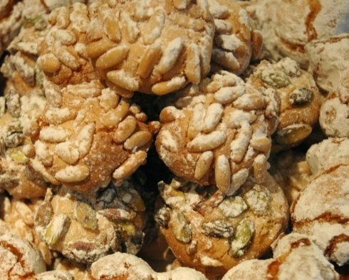 biscottini con pasta di mandorle
