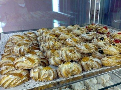 biscottini in pasta reale