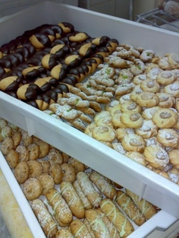 pasticceria, dolci tipici, pasticceria tipica siciliana, biscotti e paste