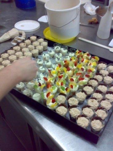 pasticceria, dolci tipici, finger food dolci, dolci al cucchiaio