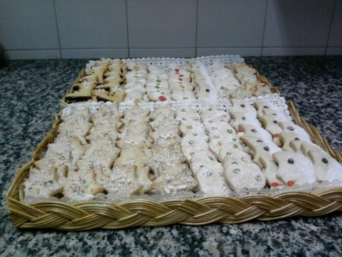 panettoni produzione propria, dolci tipici, pasticceria tipica siciliana, frutta martorana