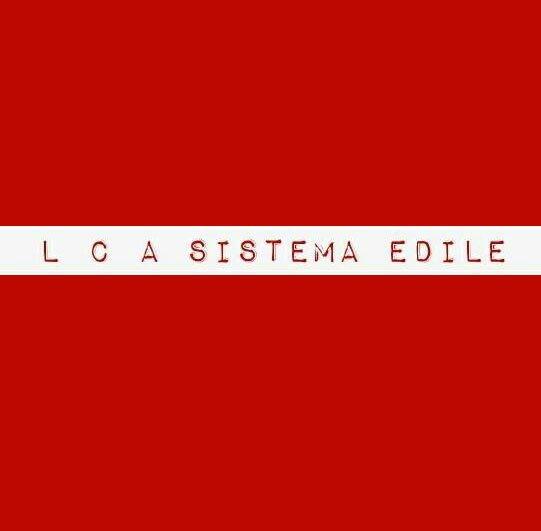 L.C.A. Sistema Edile logo