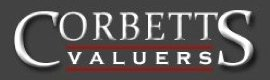 corbetts valuers logo