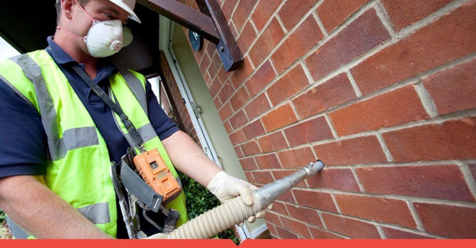 Wall Insulation Services : Cavity wall insulation services in steyning sussex
